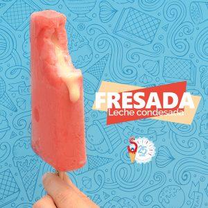 Fresada Leche Condensada